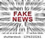 fake news online means...   Shutterstock . vector #1296310261