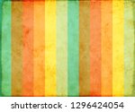 vintage grunge background with... | Shutterstock . vector #1296424054