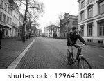 bruges belgium on november 25 ...   Shutterstock . vector #1296451081