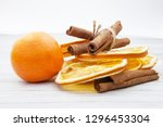 Orange Slices With Cinnamon And ...