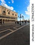 2019 january 18  venice  italy  ...   Shutterstock . vector #1296625504