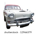 1958 austin westminster... | Shutterstock . vector #12966379