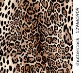 Hot Leopard Skin Seamless...
