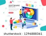 programmer  user administrator  ... | Shutterstock .eps vector #1296888361