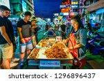 bangkok   january 24 2017  a... | Shutterstock . vector #1296896437