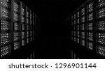 network workstation servers on...   Shutterstock . vector #1296901144
