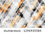 seamless urban geometric grunge ... | Shutterstock .eps vector #1296935584