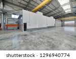 large  spacious and light... | Shutterstock . vector #1296940774