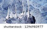 volcanoes of the seabed ... | Shutterstock . vector #1296983977