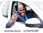 Happy African Vehicle Buyer...