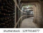 Underground Wine Cellar With...