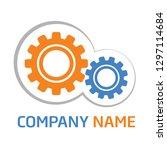 logo and identity design. | Shutterstock .eps vector #1297114684