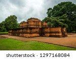 jambi  indonesia   january 27 ... | Shutterstock . vector #1297168084