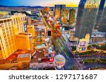 las vegas  nevada  usa  ...   Shutterstock . vector #1297171687