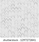 modern abstract geometric... | Shutterstock . vector #1297272841