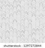 modern abstract geometric... | Shutterstock . vector #1297272844