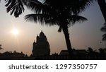 dakshineswar kali temple kolkata | Shutterstock . vector #1297350757