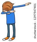 cartoon illustration of... | Shutterstock .eps vector #1297547401