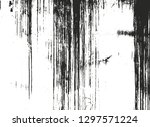 distressed overlay texture of... | Shutterstock .eps vector #1297571224