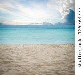 Sand Of Beach Thailand Sea