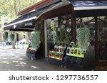 aix en provence florist  france   Shutterstock . vector #1297736557