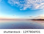 lake tuz  turkish  tuz golu  is ... | Shutterstock . vector #1297806931