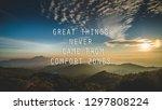 motivational and inspirational... | Shutterstock . vector #1297808224