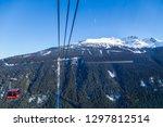 whistler  bc  canada   jan 14 ... | Shutterstock . vector #1297812514