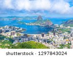 Beautiful Cityscape Of Rio De...