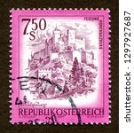 Austria stamp  circa 1977  a...
