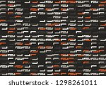 seamless geometric pattern...   Shutterstock .eps vector #1298261011