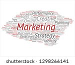 vector concept or conceptual... | Shutterstock .eps vector #1298266141