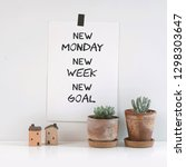 """inspirational quote """"new monday ... 