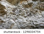 part of layered rock formation... | Shutterstock . vector #1298334754