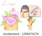 cute illustrations of...   Shutterstock . vector #1298374174