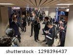 davos  switzerland   jan 23 ... | Shutterstock . vector #1298396437
