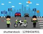 Hong Kong Traffic Police...