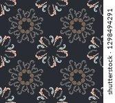 genuine branches elegant... | Shutterstock .eps vector #1298494291