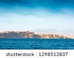 red sea coast shore in the ras... | Shutterstock . vector #1298512837