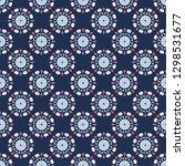 seamless vector pattern in...   Shutterstock .eps vector #1298531677