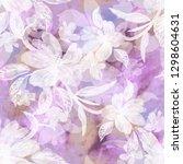 abstract seamless pattern.... | Shutterstock . vector #1298604631