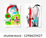 original digital art...   Shutterstock .eps vector #1298625427