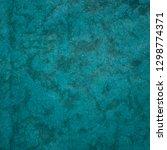 background of turquoise huun... | Shutterstock . vector #1298774371