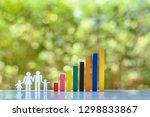 increasing birth rate  ... | Shutterstock . vector #1298833867