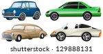 illustration of the four... | Shutterstock . vector #129888131