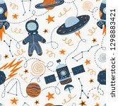vector illustration on the...   Shutterstock .eps vector #1298883421