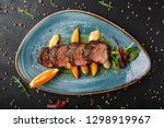 Juicy Duck Breast Steaks With...