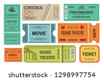 Cinema And Theatre Ticket...