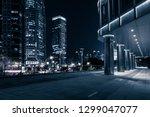 shanghai lujiazui finance and... | Shutterstock . vector #1299047077