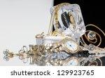 jewelry | Shutterstock . vector #129923765